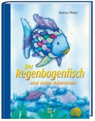Der Regenbogenfisch und seine Abenteuer, Marcus Pfister