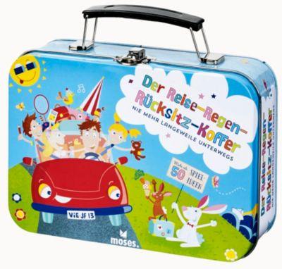 Der Reise-Regen-Rücksitz-Koffer, Nicola Berger
