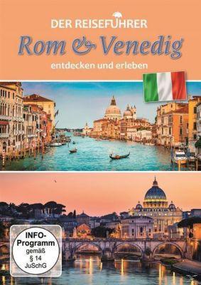 Der Reiseführer - Venedig & Rom, Natur Ganz Nah