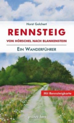 Der Rennsteig-Wanderführer - Horst Golchert |