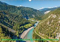 Der Rhein - Von den Alpen bis zur Nordsee (Wandkalender 2019 DIN A3 quer) - Produktdetailbild 1