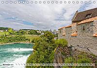Der Rheinfall - Ein Spaziergang um das gigantische Naturschauspiel (Tischkalender 2019 DIN A5 quer) - Produktdetailbild 5