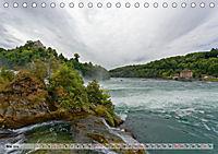 Der Rheinfall - Ein Spaziergang um das gigantische Naturschauspiel (Tischkalender 2019 DIN A5 quer) - Produktdetailbild 9