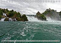 Der Rheinfall - Ein Spaziergang um das gigantische Naturschauspiel (Tischkalender 2019 DIN A5 quer) - Produktdetailbild 7