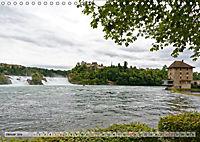 Der Rheinfall - Ein Spaziergang um das gigantische Naturschauspiel (Wandkalender 2019 DIN A4 quer) - Produktdetailbild 1