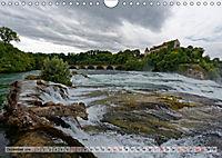 Der Rheinfall - Ein Spaziergang um das gigantische Naturschauspiel (Wandkalender 2019 DIN A4 quer) - Produktdetailbild 12