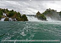 Der Rheinfall - Ein Spaziergang um das gigantische Naturschauspiel (Wandkalender 2019 DIN A2 quer) - Produktdetailbild 9