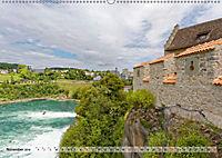 Der Rheinfall - Ein Spaziergang um das gigantische Naturschauspiel (Wandkalender 2019 DIN A2 quer) - Produktdetailbild 11