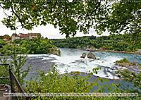 Der Rheinfall - Ein Spaziergang um das gigantische Naturschauspiel (Wandkalender 2019 DIN A2 quer) - Produktdetailbild 4