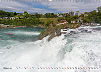 Der Rheinfall - Ein Spaziergang um das gigantische Naturschauspiel (Wandkalender 2019 DIN A2 quer) - Produktdetailbild 10