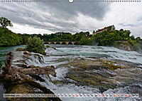 Der Rheinfall - Ein Spaziergang um das gigantische Naturschauspiel (Wandkalender 2019 DIN A2 quer) - Produktdetailbild 12
