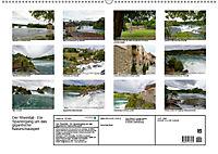Der Rheinfall - Ein Spaziergang um das gigantische Naturschauspiel (Wandkalender 2019 DIN A2 quer) - Produktdetailbild 13