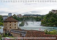 Der Rheinfall - Ein Spaziergang um das gigantische Naturschauspiel (Tischkalender 2019 DIN A5 quer) - Produktdetailbild 2