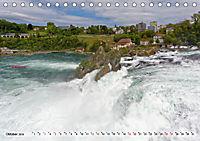 Der Rheinfall - Ein Spaziergang um das gigantische Naturschauspiel (Tischkalender 2019 DIN A5 quer) - Produktdetailbild 10