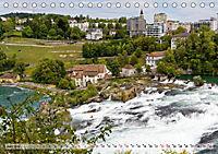 Der Rheinfall - Ein Spaziergang um das gigantische Naturschauspiel (Tischkalender 2019 DIN A5 quer) - Produktdetailbild 6