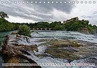 Der Rheinfall - Ein Spaziergang um das gigantische Naturschauspiel (Tischkalender 2019 DIN A5 quer) - Produktdetailbild 12
