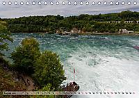 Der Rheinfall - Ein Spaziergang um das gigantische Naturschauspiel (Tischkalender 2019 DIN A5 quer) - Produktdetailbild 8