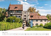 Der Rheinradweg - Von den Alpen bis zur NordseeCH-Version (Wandkalender 2019 DIN A3 quer) - Produktdetailbild 3