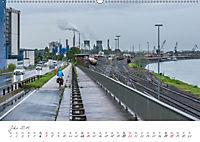 Der Rheinradweg - Von den Alpen bis zur NordseeCH-Version (Wandkalender 2019 DIN A2 quer) - Produktdetailbild 7