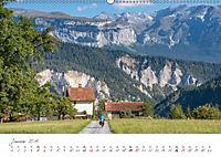 Der Rheinradweg - Von den Alpen bis zur NordseeCH-Version (Wandkalender 2019 DIN A2 quer) - Produktdetailbild 1