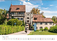Der Rheinradweg - Von den Alpen bis zur NordseeCH-Version (Wandkalender 2019 DIN A2 quer) - Produktdetailbild 3