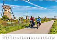 Der Rheinradweg - Von den Alpen bis zur NordseeCH-Version (Wandkalender 2019 DIN A2 quer) - Produktdetailbild 11
