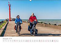 Der Rheinradweg - Von den Alpen bis zur NordseeCH-Version (Wandkalender 2019 DIN A2 quer) - Produktdetailbild 12