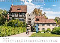 Der Rheinradweg - Von den Alpen bis zur NordseeCH-Version (Wandkalender 2019 DIN A4 quer) - Produktdetailbild 3