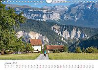 Der Rheinradweg - Von den Alpen bis zur NordseeCH-Version (Wandkalender 2019 DIN A4 quer) - Produktdetailbild 1