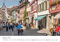 Der Rheinradweg - Von den Alpen bis zur NordseeCH-Version (Wandkalender 2019 DIN A4 quer) - Produktdetailbild 2