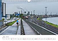 Der Rheinradweg - Von den Alpen bis zur NordseeCH-Version (Wandkalender 2019 DIN A4 quer) - Produktdetailbild 7