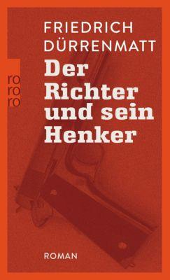 Der Richter und sein Henker, Friedrich Dürrenmatt