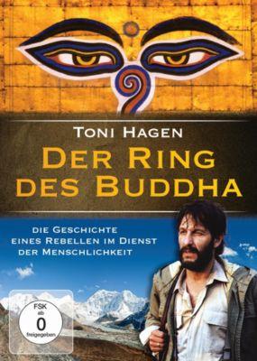 Der Ring des Buddha, Toni Hagen