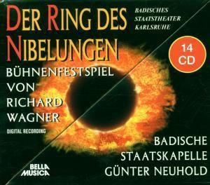Der Ring Des Nibelungen (Ga), Günter Neuhold, Badische Staatskapelle Karlsruhe