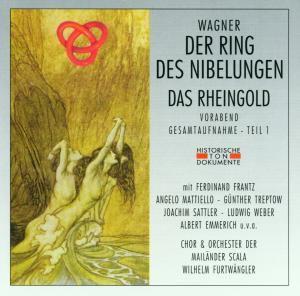 Der Ring Des Nibelungen Teil 1, Coro E Orchestra Del Teatro Alla Scala Di Milano