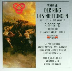 Der Ring Des Nibelungen Teil 3, Coro E Orchestra Del Teatro Alla Scala Di Milano