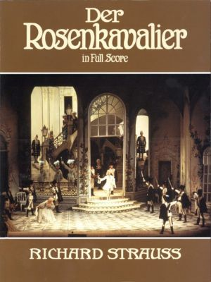 der rosenkavalier in full score ebook jetzt bei. Black Bedroom Furniture Sets. Home Design Ideas