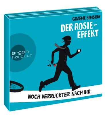 Der Rosie-Effekt, 6 Audio-CDs, Graeme Simsion