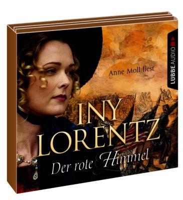 Der rote Himmel, 6 Audio-CDs - Iny Lorentz pdf epub
