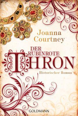 Der rubinrote Thron - Joanna Courtney |