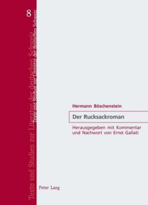 Der Rucksackroman, Hermann Böschenstein