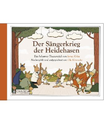 Der Sängerkrieg der Heidehasen, James Krüss, Ole Könnecke