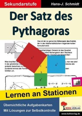Der Satz des Pythagoras, Hans-J. Schmidt