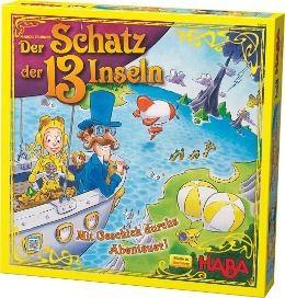 Der Schatz der 13 Inseln (Kinderspiel), Marco Teubner