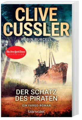 Der Schatz des Piraten, Clive Cussler, Robin Burcell