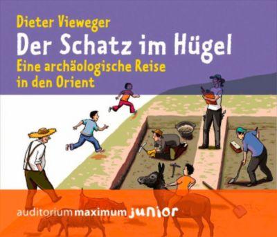 Der Schatz im Hügel, 1 Audio-CD, Dieter Vieweger