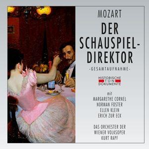 Der Schauspieldirektor, Das Orchester der Wiener Volksoper