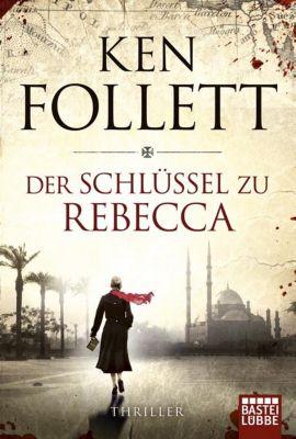 Der Schlüssel zu Rebecca - Ken Follett |