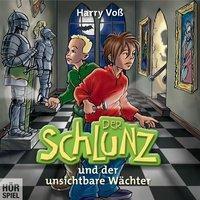 Der Schlunz und der unsichtbare Wächter, 1 Audio-CD, Harry Voß