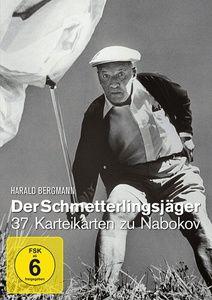 Der Schmetterlingsjäger - 37 Karteikarten zu Nabokov, Klaus Wyborny, Herbert Schuldt